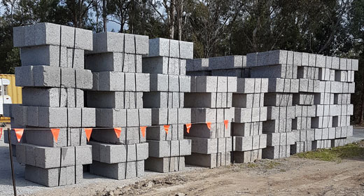 Retaining Wall Blocks Brisbane