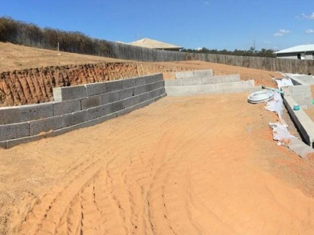 Engineered Retaining Blocks